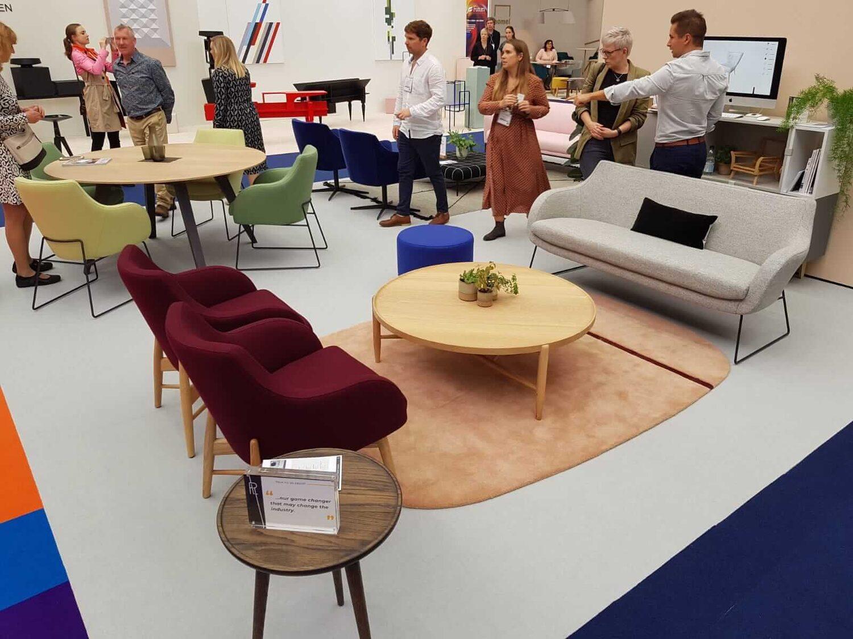 Bureau Meets Designers at 100% Design