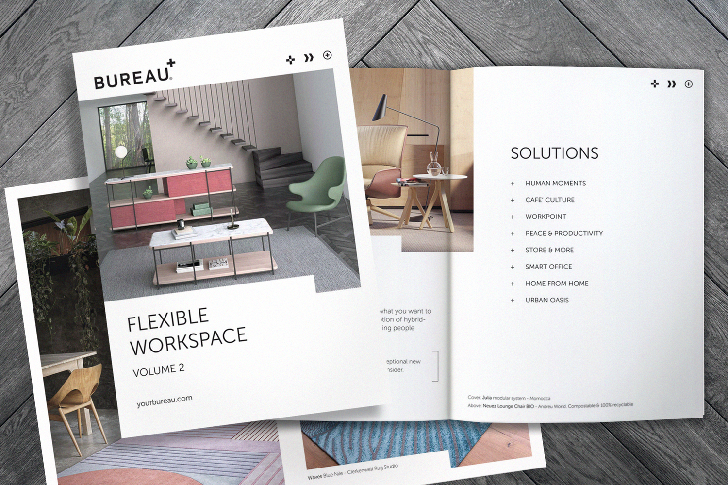 Flexible Workspace Solutions Volume Two