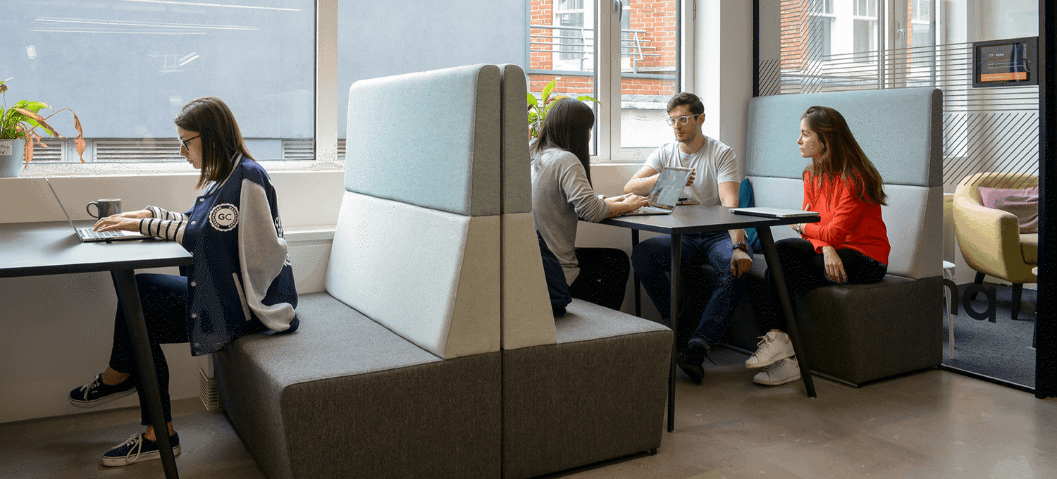 How Generation Z will impact office design